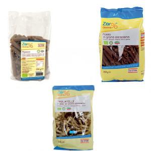 Confezione pasta senza glutine