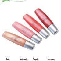 Glitter gloss Green Fragola