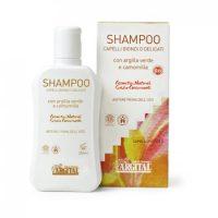 Shampoo capelli Biondi o Delicati