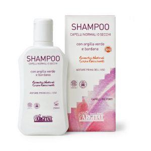 Shampoo capelli Secchi o Normali