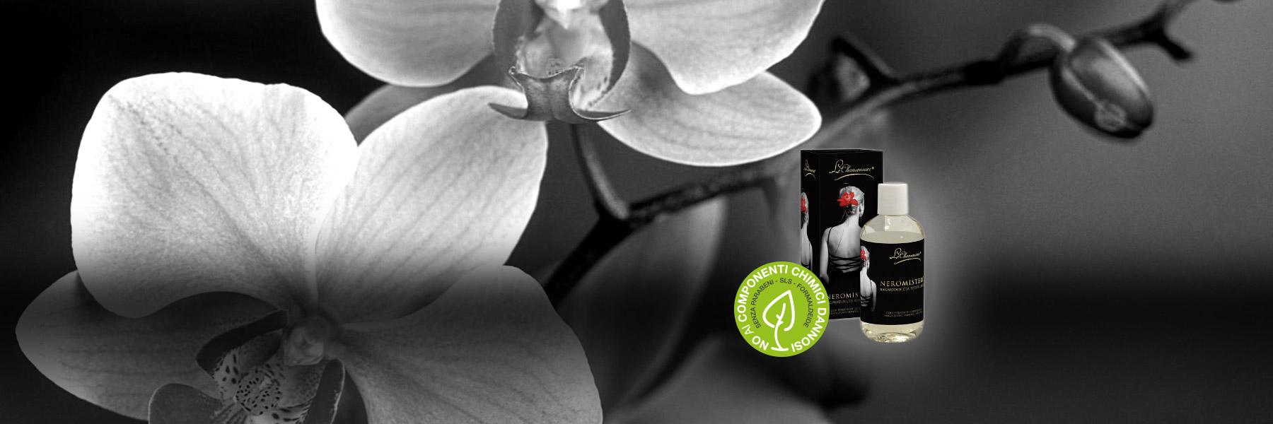 Neromistero - Con fitoestratti di capelvenere, verga d'oro, mimosa e orchidea