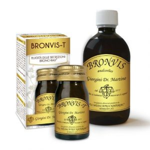 Bronvis 60 pastiglie