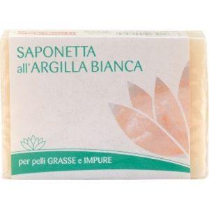 Saponetta all'Argilla Bianca