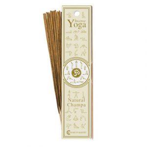 Natural Champa Yoga Incense