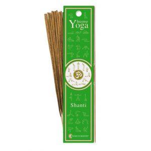 Shanti Yoga Incense