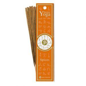 Surya Namaskar Yoga Incense