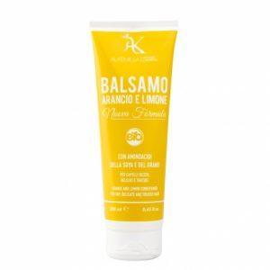 Balsamo bio Arancio e Limone Alkemilla
