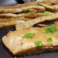 Bistecca vegan
