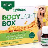 Optimax Body Light flaconcini